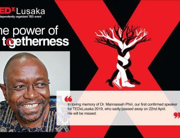 In memory of Dr Mannasseh Phiri